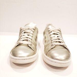 adidas Shoes - adidas Stan Smith Women's Shoes Cyber Metallic/Whi